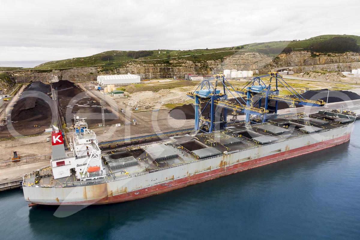 Obra Civil Puerto Exterior Ferrol